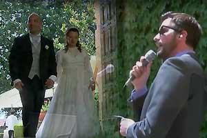 Matrimonio - Castello di Osasco - Take Care Band