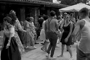 Matrimonio vintage - Take Care Band