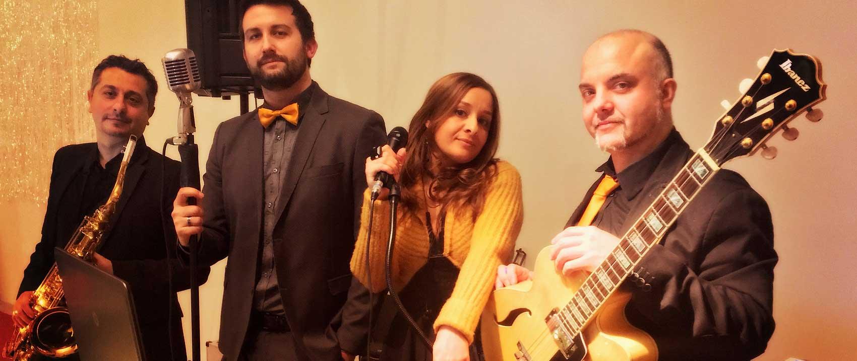 TakeCare Live Music Band Torino