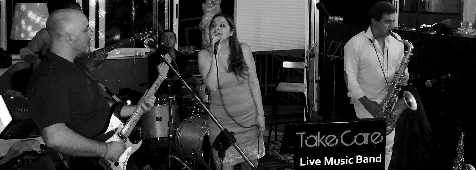 TakeCare Live Music Band Torino