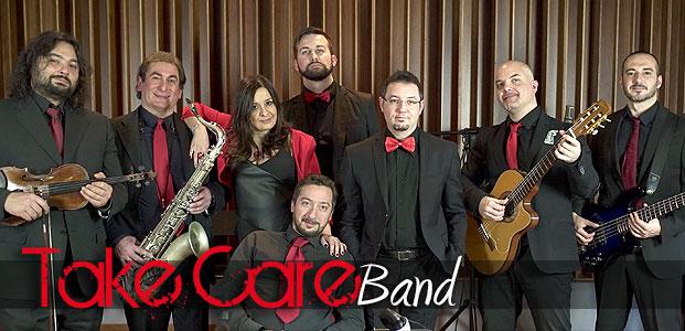 TakeCare Band - Live Music Band Torino
