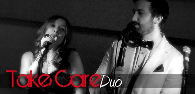 TakeCare Duo - Live Music Band Torino