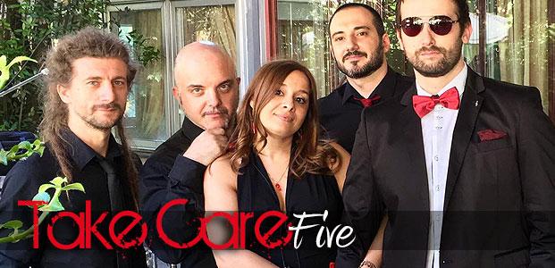 TakeCare Five - Live Music Band Torino