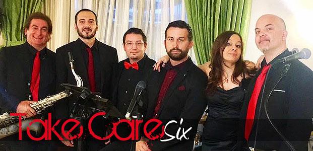 TakeCare Six - Live Music Band Torino