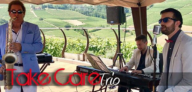 TakeCare Trio - Live Music Band Torino